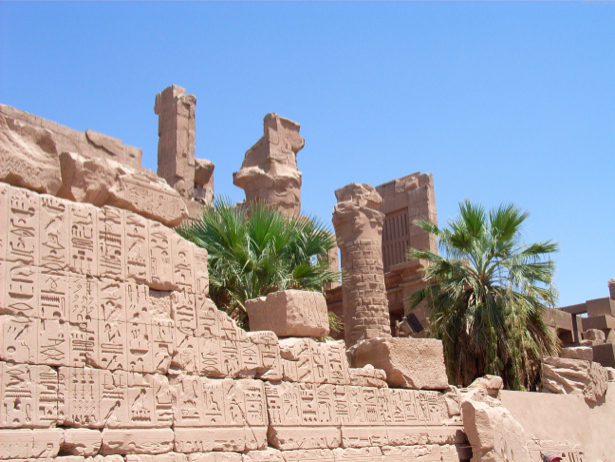 Фотообои Египет, шедевры, Луксор (city-0000347)