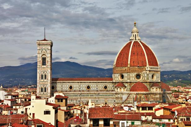 Фотообои итальянский собор (city-0001102)
