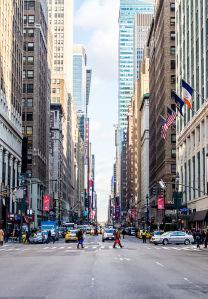 Фотообои Нью - Йорк Манхэттен (city-1443)