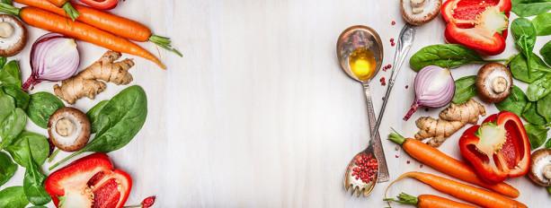 фотообои красота овощей (food-335)