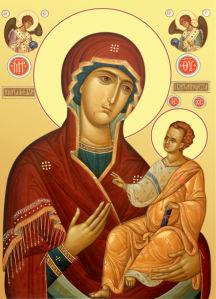 икона Иверской Божией Матери (icon-00042)