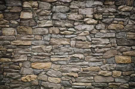 Фотообои Каменная стена (loft-10)