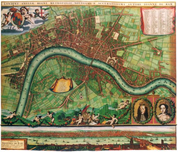 география, карты, старая карта (map-0000032)