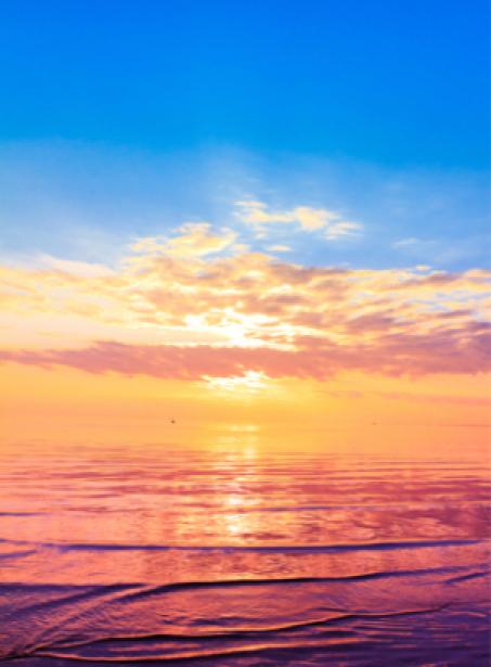 Фотообои фото море закат (sea-0000074)