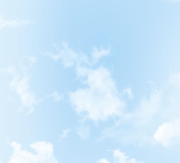 Фото обои небо и облака светлые (sky-0000001)