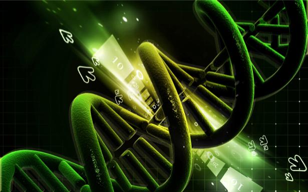 Фотообои генетика абстрактный фон (background-0000272)