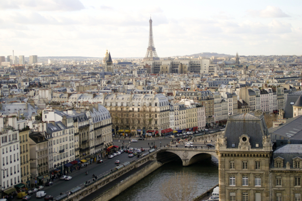 Фотообои Эйфелева башня, Франция (city-0000336)