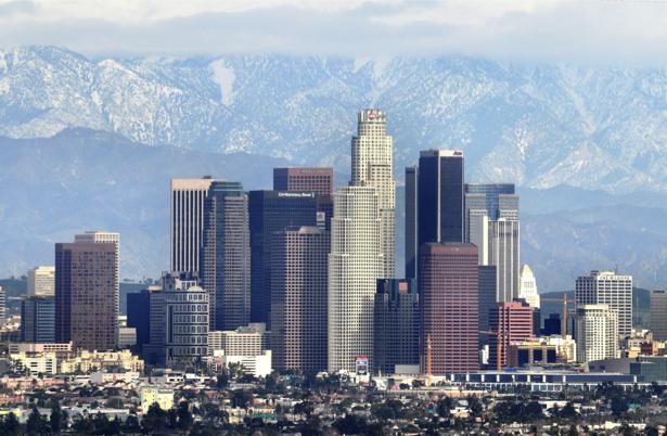 Фотообои Америка Лос-Анжелес (city-0000499)