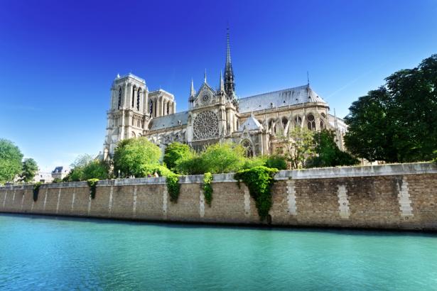 Фотообои Париж Франция город (city-0000683)