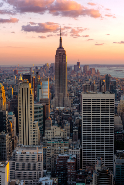 Фотообои Нью-Йорк небоскребы (city-0000826)