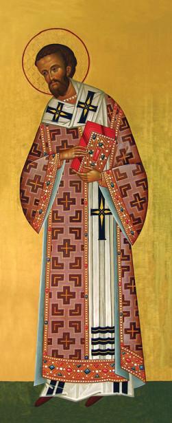 Икона Святой Иоанн Златоуст (icon-00120)