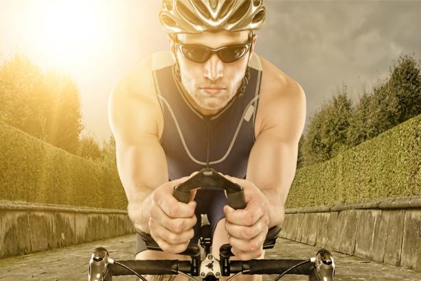Фотообои велоспорт (sport-0000139)