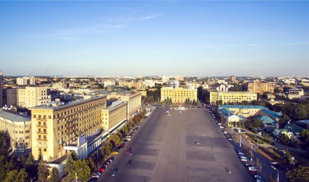 Фотообои Центральная площадь Харькова (ukr-8)