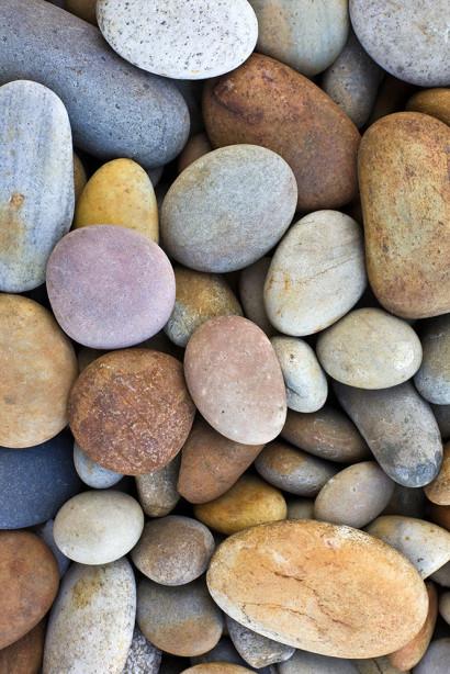 Фотообои цветные камешки (background-384)