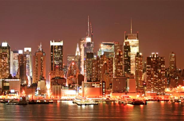 Фотообои Нью-Йорк, США, Америка (city-0000323)