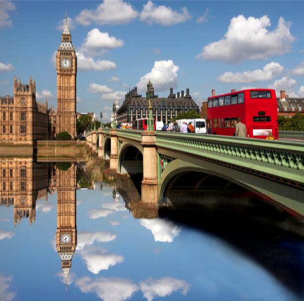 Фотообои Лондон, Англия, Биг-Бен (city-0000555)