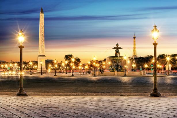 Париж Франция Европа Фотообои (city-0000686)