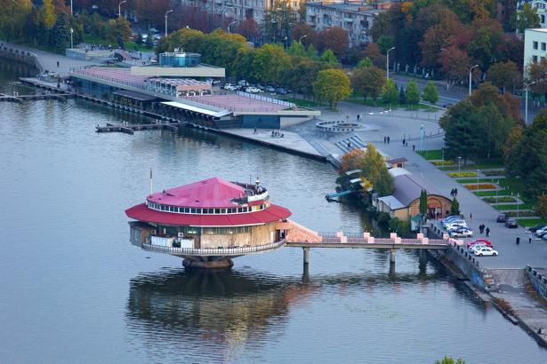 Фотообои Днепропетровск Днепр, Украина (city-0000936)