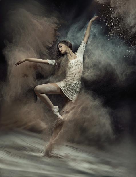 Фотообои искусство в танце (dance-3)