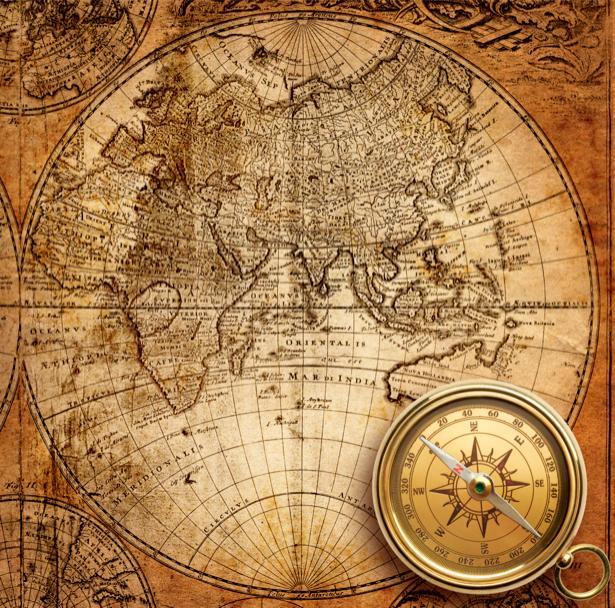 атлас, география, карты, старая карта (map-0000162)