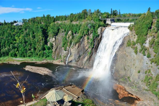 Фотообои большой водопад (nature-0000716)