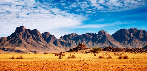 Фотообои с природой горный пейзаж фото (nature-00048)