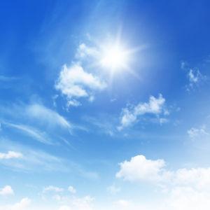 Фотообои небо и облака (sky-0000151)