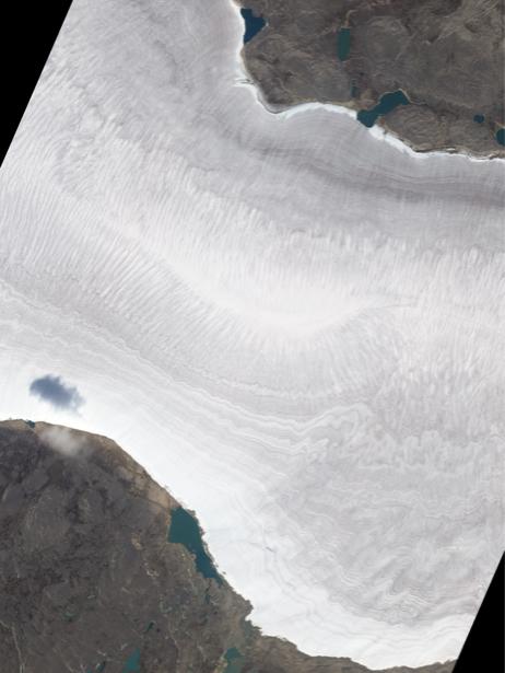 Фотообои фото ледник (terra-00102)