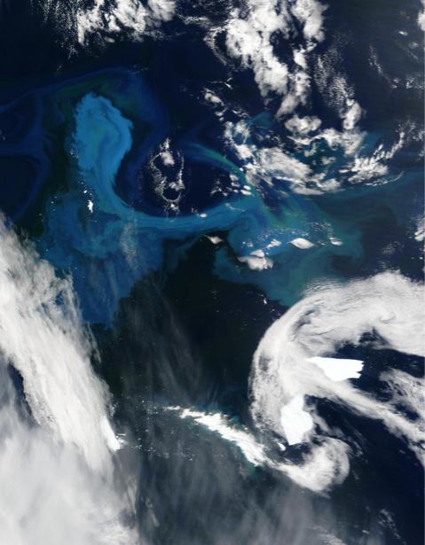Фотообои аэрофотосъемка земли (terra-00283)