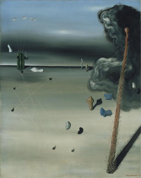 Ив Танги, сюрреализм (art-0000668)