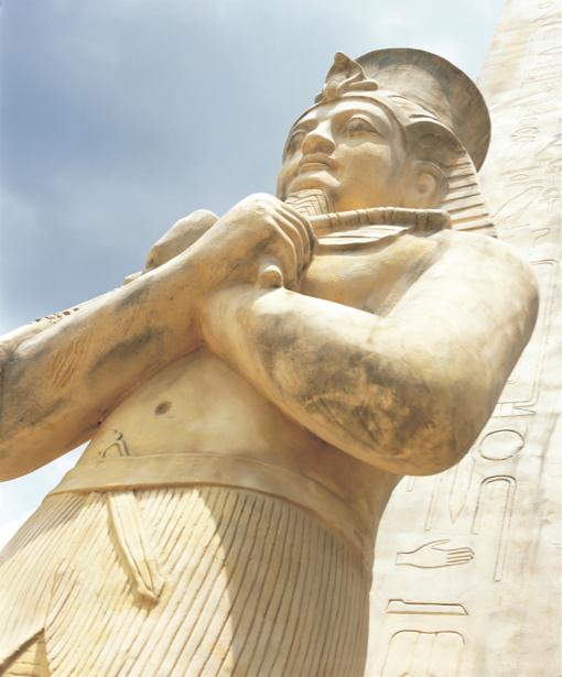 Фотообои Египетские статуи, Египет (city-0000126)