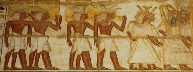Фотообои Египет Луксор (city-0000348)