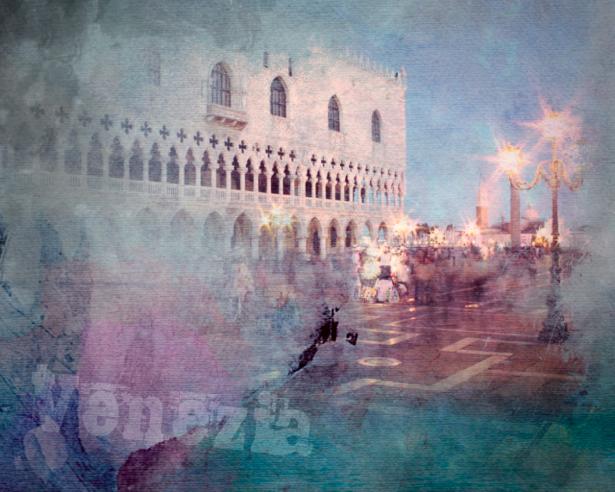Италия Венеция Фотообои европа (city-0000518)