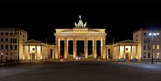 Фотообои бранденбургские ворота (city-0001084)