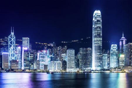 Фотообои ночной город свет (city-0001140)