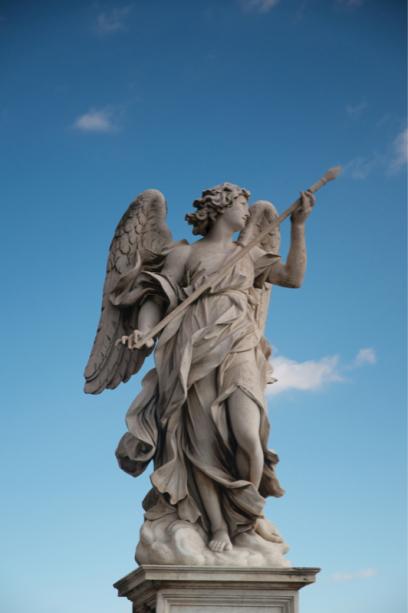 Фотообои Бернини мраморная статуя (city-0001266)