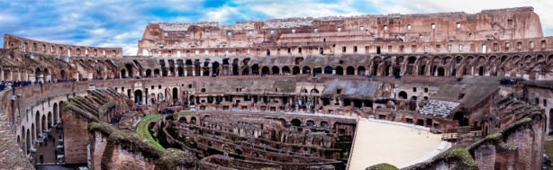 Фотообои Колизей амфитеатр Италия (city-0001387)