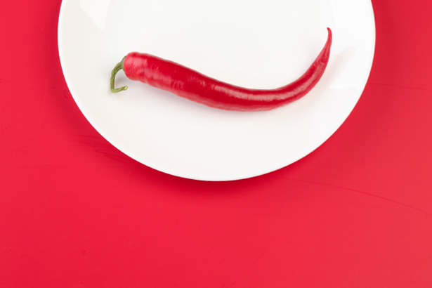 Фотообои для кухни красный перец (food-0000088)