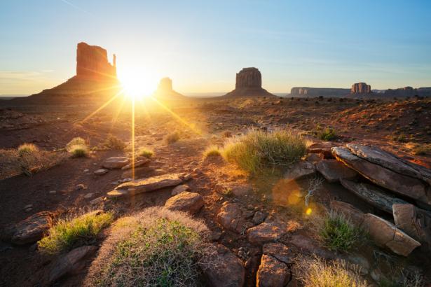 Фотообои Гранд-Каньон закат (nature-0000762)