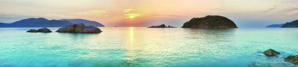 Фотообои море берег красивый закат (sea-0000312)