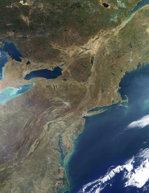 Фотообои фото земля и вода (terra-00101)