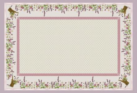 Скатерть Полевые цветы (0199)