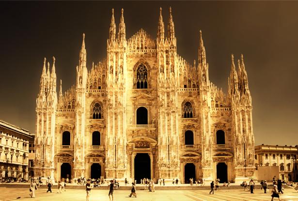 Фотообои Италия (city-0000398)