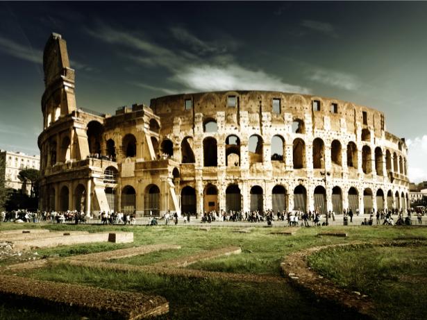 Фотообои Колизей Рим Европа (city-0000407)