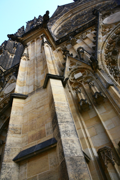 Фотообои Прага архитектура собор (city-0000631)