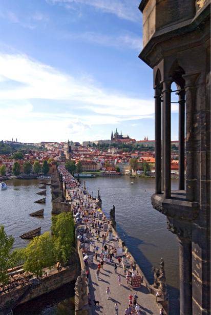 Фотообои мосты Праги (city-0000728)