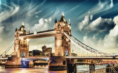 Фотообои Лондон, Тауэрский мост фото (city-0001251)