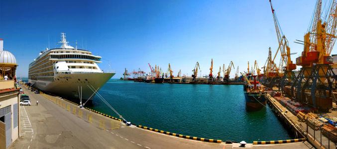 фотообои Одесский морской порт (fotooboi_odessa_13)
