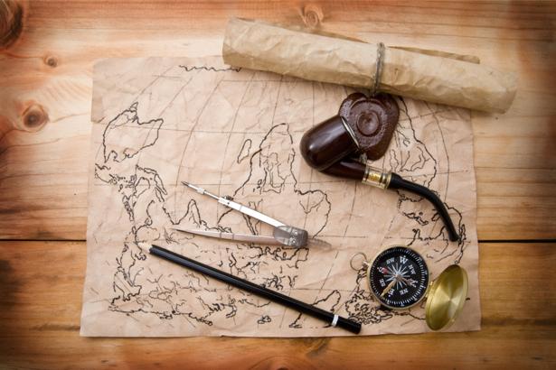 география, карты, старая карта (map-0000006)