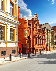 Фотообои архитектура Харькова (ukr-4)